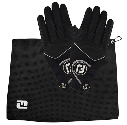 10. Gant de golf FootJoy Golf Rain-Ready Rain Grip