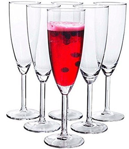 top 10 best champagne glasses in 2018 reviews bestproreview. Black Bedroom Furniture Sets. Home Design Ideas