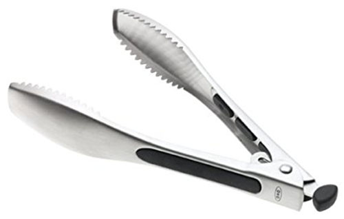 2. OXO SteeL Ice Tongs