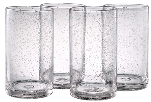 7. Artland Iris Highball Glasses