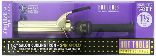 9. Hot Tools Professional 1102 Curling Iron