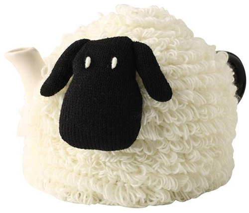 2. T&G Woodware Farmyard Crazy Sidney the Sheep Teacozy