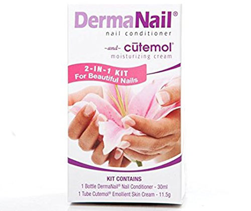 10. DermaNail Nail Conditioner