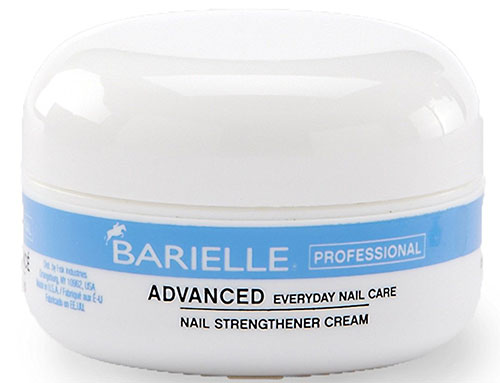 6. Barielle Professional Nail Strengthener Cream