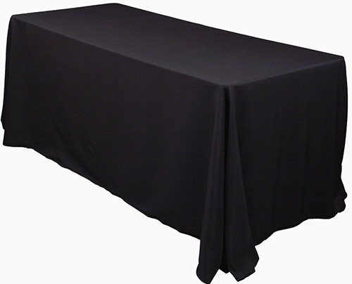 1. LinenTablecloth 90 x 132-Inch Rectangular