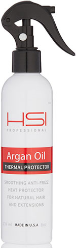 2. HSI PROFESSIONAL Thermal Protector 450 with Argan oil