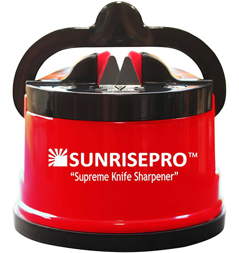 2. SunrisePro Knife Sharpener