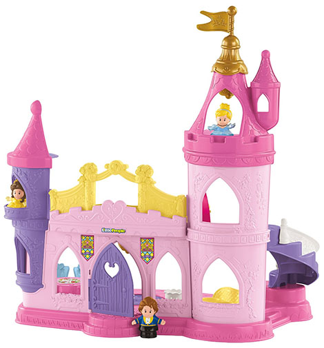 1. Princess Musical Dancing Palace
