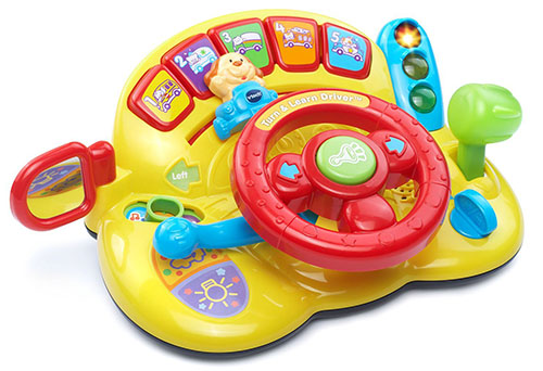 6. VTech Turn and Learn Driver