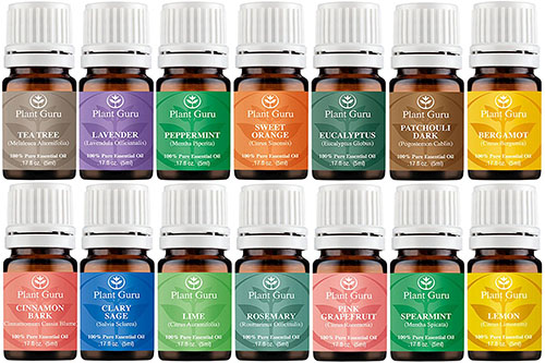 5. Essential Oil Variety Set