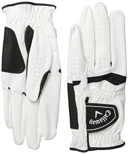 2. Callaway Men's Xtreme 365 Golf Gloves