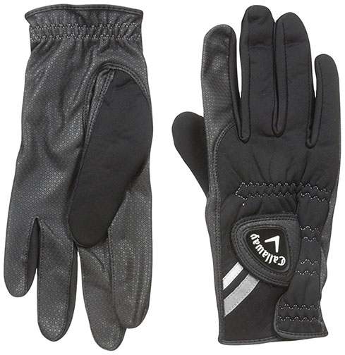 6. Callaway Men's Thermal Grip Golf Gloves