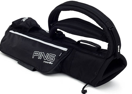 3. Ping Golf- Moonlite Carry Bag