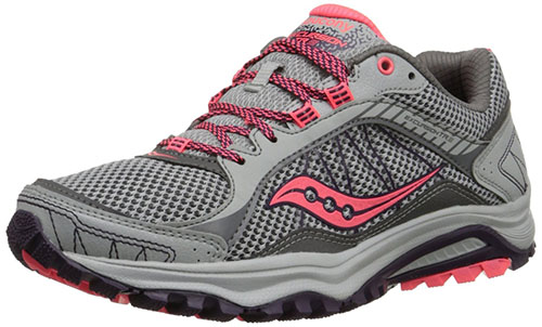 9. Saucony Women's Grid Excursion TR9 Trail Running Shoe