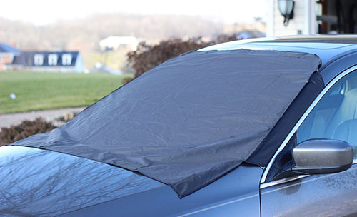 1. Premium Windshield Snow Cover Sizes for ALL Vehicles