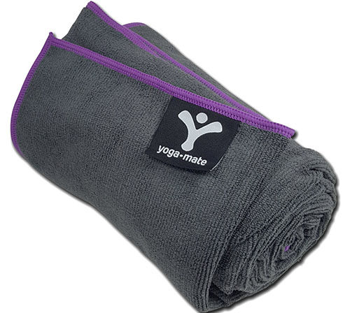 10. Yoga Mate Perfect Yoga Towel