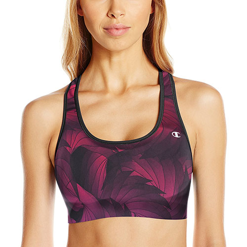 4. Absolute Sports Bra with SmoothTec Band