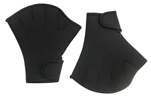 2. Umermaid Training Swimming Gloves