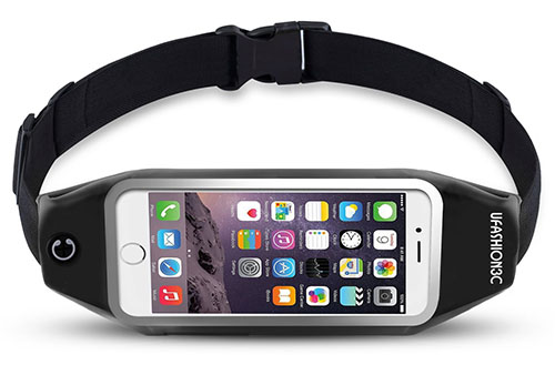 2. uFashion3C Running Belt Waist Pack