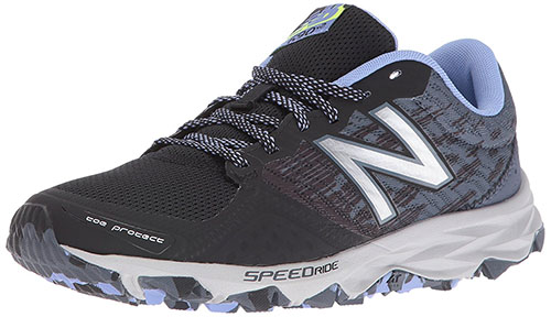 2. New Balance Women's 690v2 Trail Running Shoes