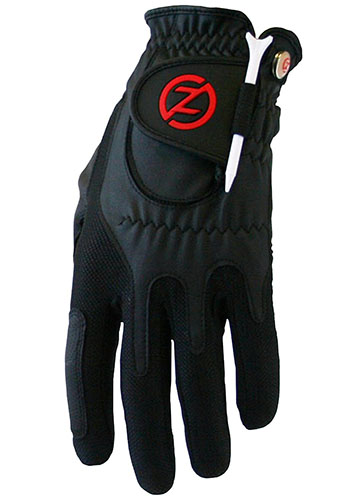 4. Zero Friction Men's Compression-Fit Synthetic Golf Glove