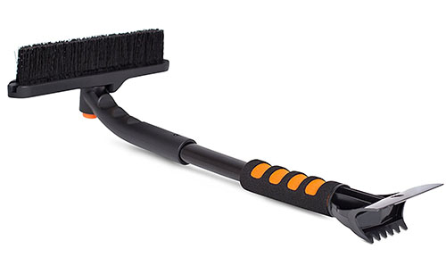 8. Snow Moover Small Car Brush
