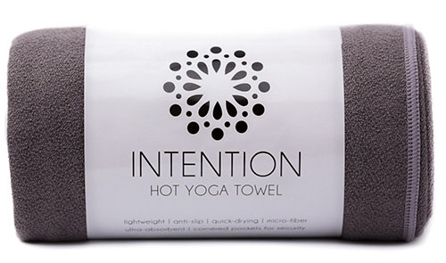 8. Intention Yoga Towel