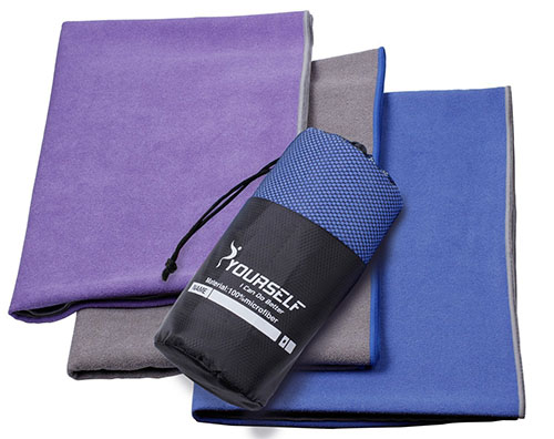 6. Syourself Yoga Towel