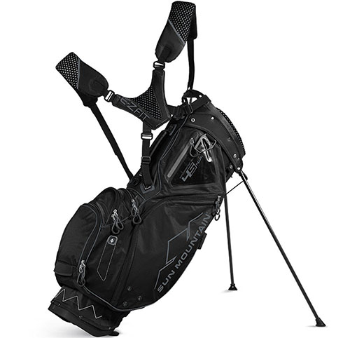 2. Sun Mountain 2019 14-Way Stand Bag