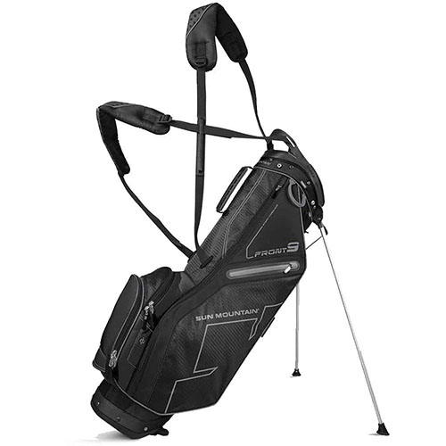 8. Sun Mountain Golf Front 9 Compact Stand Carry Bag