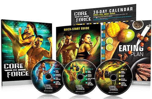 1. FOCUS T25 Shaun T's NEW Workout DVD Program