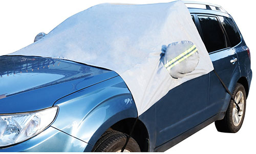 10. Car Windshield Snow Cover Sun Shade Protector