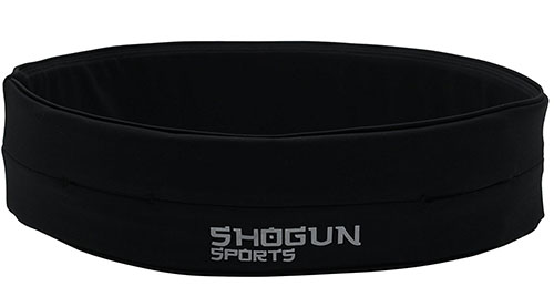 6. Running Belt by Shogun Sports