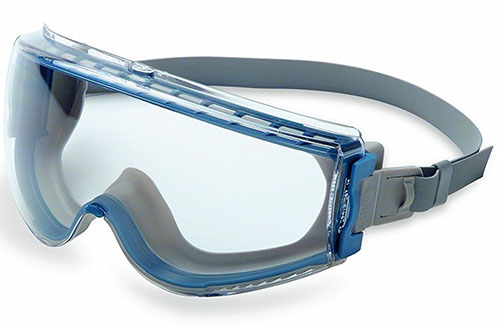 2. Uvex Stealth Safety Goggles