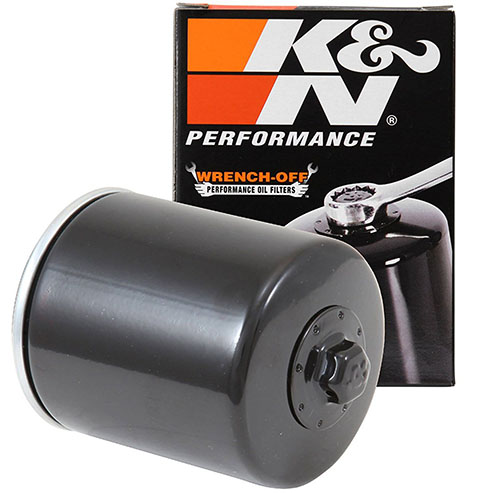 2. K&N KN-171B Harley-Davidson/Buell High-Performance Oil Filter