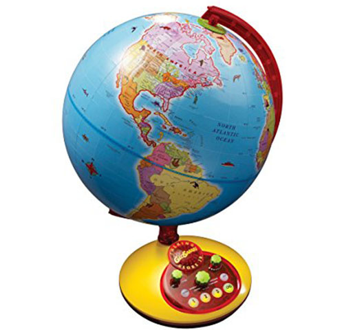 10.Educational Insights GeoSafari Jr. Talking Globe Junior