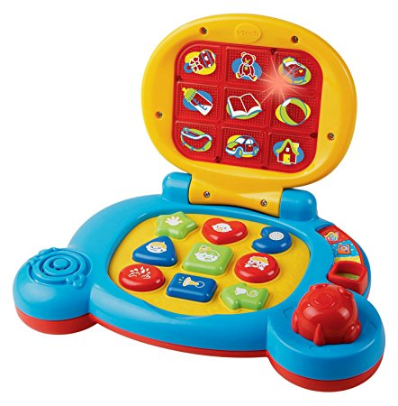 9. VTech Baby's Learning Laptop