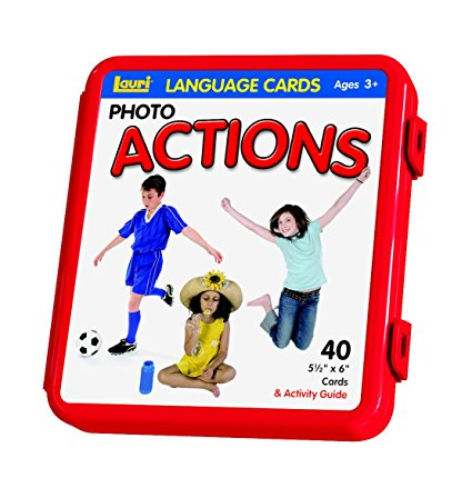 7. Actions Language Cards