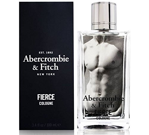 1. Abercrombie & Fitch Fierce Cologne