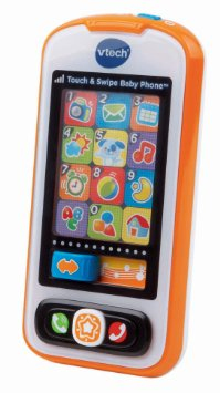 1. VTech Touch and Swipe Baby Phone