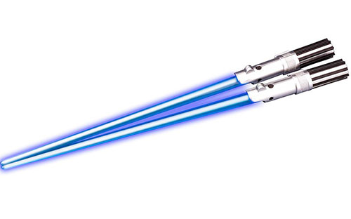 8. Star Wars Chop Sabers