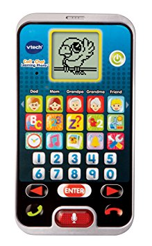 2. VTech Call and Chat Learning Phone