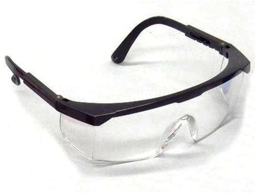 4. SEOH Safety Glasses