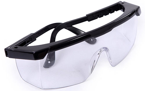 3. HDE Safety Glasses