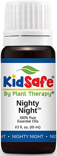 4. Plant Therapy KidSafe Nighty Night Synergy Essential Oil Blend