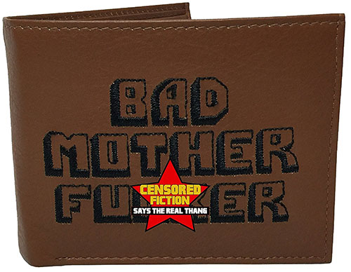 1 BMF wallet premium leather version