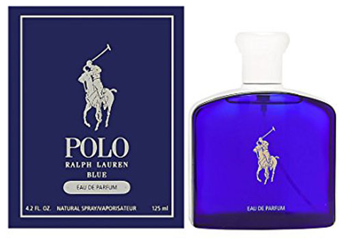 8. Ralph Lauren Polo Blue Eau de Parfum for Men