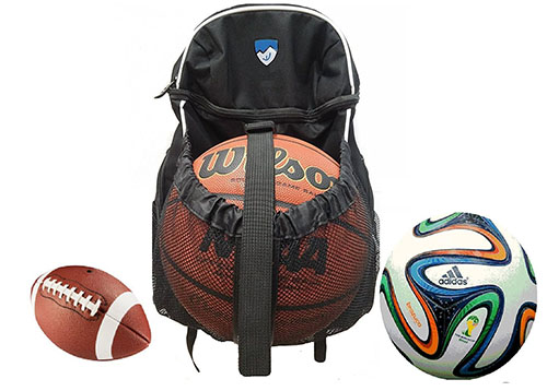 9. Hard Work Sports Backpack for Basketball,