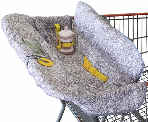 6. Shopping cart cover for baby or toddler