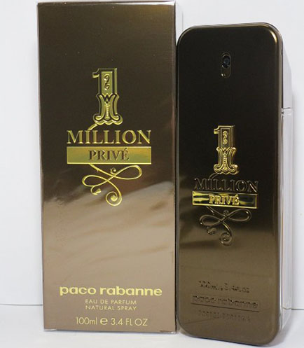 4. Paco Rabanne 1 Million Prive Eau de Parfum Spray for Men